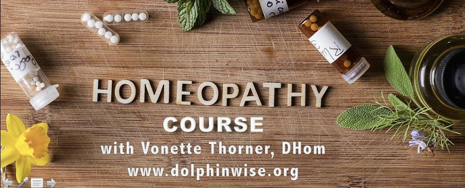 Homeopathy header for course